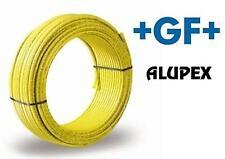 Rotolo 25 oppure 50 metri tubo multistrato giallo GAS Alupex Georg Fischer GF