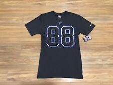 ba8031967 Nike Men's Dallas Cowboys Dez Bryant Travel Number & Name T-Shirt 729527 NEW