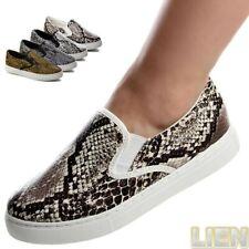Keilabsatz Slipper Espandrilles Sneaker Turnschuhe Damenschuhe Loafer 1050