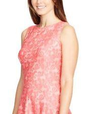 American Living Sleeveless Lace Dress Pink light Pink