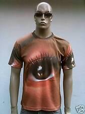 DC Rockstar d 'Eye tatuaje rock King VIP t-shirt ac. G.M