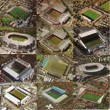 FOOTBALL Ground / Stadium postcard - VARIOUS