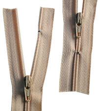 Reißverschluss Kopfkissen Bettwäsche schließbare Länge 40 cm signalviolett