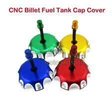 CNC Gas Billet Fuel Tank Cap For Suzuki LTR450 DRZ50 DRZ70 DRZ125 DRZ400 DRZ400E