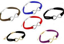 Armband mit INFINITY symbol Unendlichkeit Modeschmuck   NAEP10
