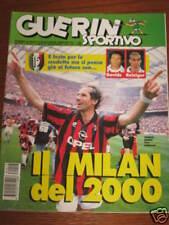 GUERIN SPORTIVO 1996/18 MILAN FESTA 15° SCUDETTO !!!!!!
