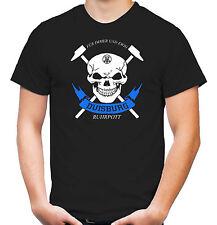 Duisburg Zeche T-Shirt | Fussball | Ultras | Ruhrpott | Glück auf