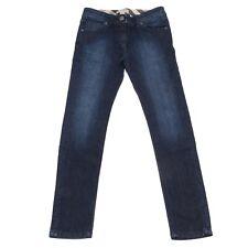 1738S jeans bimba BURBERRY blu denim pantaloni pant trouser kid