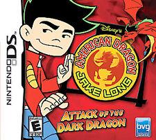 Disney's American Dragon: Jake Long, Attack of the Dark Dragon (Nintendo DS