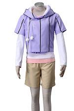 Boruto: Naruto The Movie Cospaly Costume Hyuga Hinata Casual Outfit Set V6