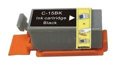 20 BCI-15 Black Cartridges for Canon Pixma iP90v.ds700 ip90