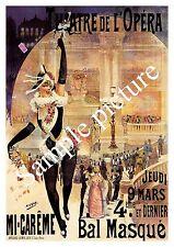"""Bayreuth Festival Performances 1937 Opera Music Jupp Wiertz 12x7/"""" Poster Reprint"""