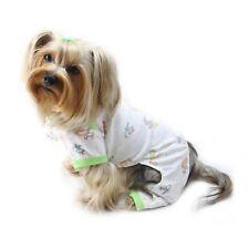 Klippo Dog Clothes Party Animal Pajamas  XS-XL Puppy Pet Loungewear Cotton