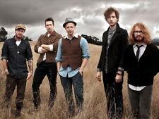 OneRepublic Fisher Filkins Tedder Kutzle Brown Band Giant Wall Print POSTER