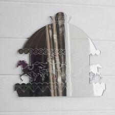 Fiera Cavallo Giostra Specchio in acrilico