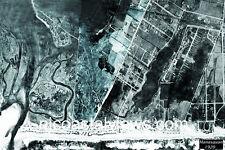 Manasquan NJ Unique Aerial Photo Prints from 1920, 1933 & 1962