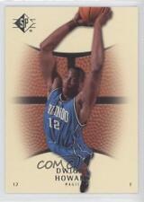 2007-08 SP #48 Dwight Howard Orlando Magic Basketball Card