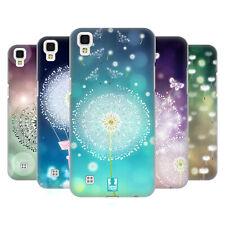 HEAD CASE DESIGNS DANDELIONS HARD BACK CASE FOR LG PHONES 2