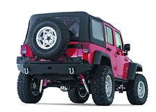 Warn 74300 Rock Crawler Rear Bumper Fits 07-14 Wrangler (JK)