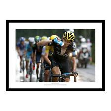 Geraint Thomas 2015 Tour de France Cycling Photo Memorabilia (034)