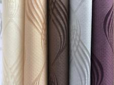 THG 1252 Stoff Polyester Gardinen Deko Vorhang 280 cm breit