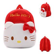 Backpack Hello Kitty Kids Bag School Girls Pink Book Holder New Mini Small Gift