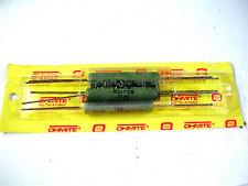 OHMITE Wirewound Resistors 10 OHM 10W 5PCS NEW  80J10R