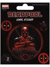 Marvel Sticker Set Deadpool
