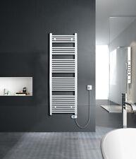 Elektro Badheizkörper Weiß Handtuchwärmer Elektrisch Heizung Heizkörper 500 mm