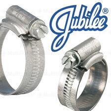 25 x 45mm 60mm JCS Hi-Grip Hose Clip Worm Drive Fuel Gas Air Oil Pumps Filter