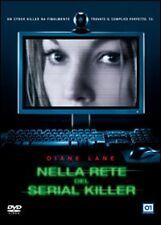 NELLA RETE DEL SERIAL KILLER - DIANE LANE - DVD NUOVO
