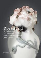 Fachbuch Rörstrand Jugendstil-Porzellan aus Schweden NEU tollee Fotos BILLIGER