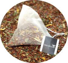 TEA PEOPLE - CHOCO MINT ROOIBOS - BIODEGRADABLE HERBAL TEA PYRAMIDS