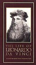 Life of Leonardo Da Vinci (3pc) [VHS] Philippe Leroy, Giulio Bosetti, Bruno Pie
