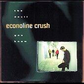 The Devil You Know Econoline Crush MUSIC CD