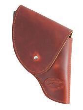"New Barsony Burgundy Leather Flap Holster Snub Nose 2"" 22 38 357 41 44 Revolvers"