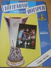 03/10/1984 Tottenham Hotspur v Braga [UEFA Cup] . No obvious faults, unless desc