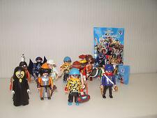/// Figurine serie 9 figures Playmobil 5598 Garcon Boys Fantome policier NEUF //