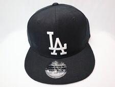 LA Los Angeles Dodgers Logo Snapback Cap MADE IN KOREA