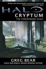 Halo: Cryptum: Book One of the Forerunner Saga-Greg Bear