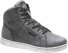 Harley-Davidson® Men's Midland Waterproof Gray Motorcycle Boots Shoes D96166