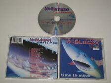 H-BLOCKX/TIME TO MOVE(74321 18751 2) CD ALBUM