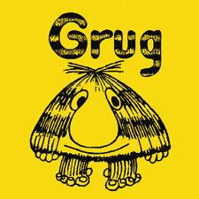 Grug t shirt Retro 80s children's book character BlackSheepShirts