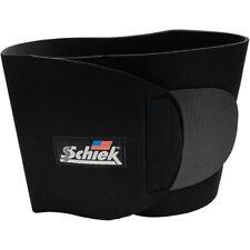 Schiek Sports Model 800 Waist Trimmer Belt - Black