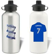 Personalised Birmingham City FC Aluminium Water Bottle - Free Delivery