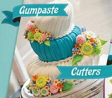 Gumpaste Cutter Sets for Sugarcraft Designed By Icing Petals