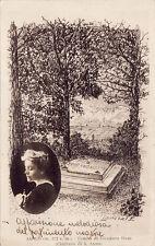 #ASOLO: TOMBA DI ELEONORA DUSE- cimitero S. Anna