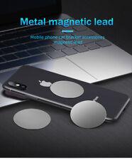 4/10 un. Placa de Metal Adhesivo Para Imán Soporte Para Teléfono Móvil Montaje Del Coche Adhesivo
