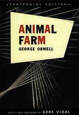 Animal Farm: Centennial Edition: By George Orwell