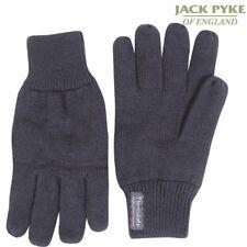 Jack Pyke guantes hombre 100% acrílico con Thinsulate Forro Invierno Negro Verde